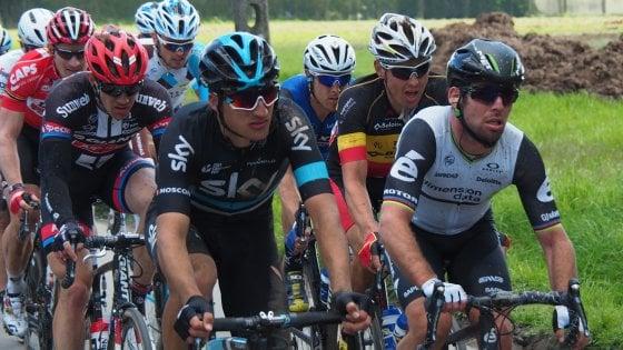 Ciclismo, il ritorno di Moscon: la Coppa Agostoni è sua