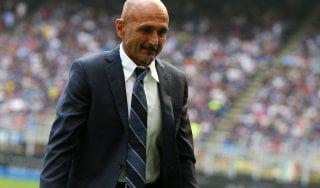Inter, Spalletti: ''C'era un rigore clamoroso, ma dobbiamo fare meglio''