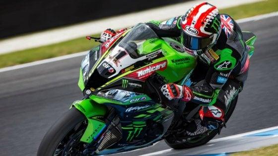 Superbike Portimao, Rea trionfa pure in Gara 2