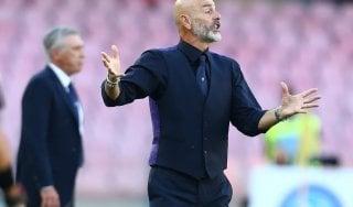 """Fiorentina, Pioli: """"Abbiamo pagato caro un nostro errore"""""""
