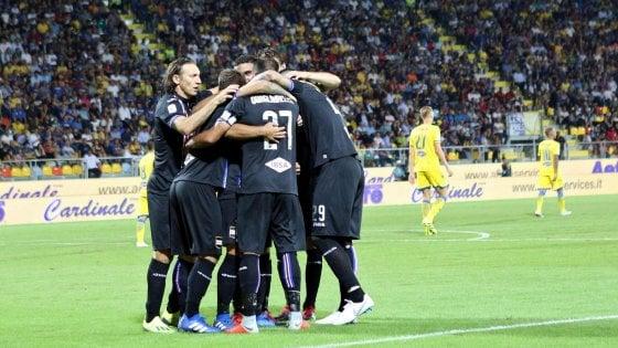 Frosinone-Sampdoria 0-5: la macchina da gol blucerchiata travolge i ciociari