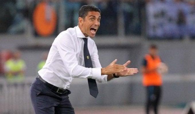 """Frosinone, Longo: """"Si può perdere, ma sempre con dignità"""""""