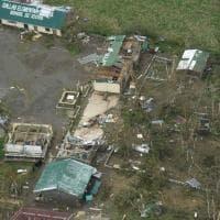 Filippine, tifone Mangkhut, la tempesta peggiore dell'anno