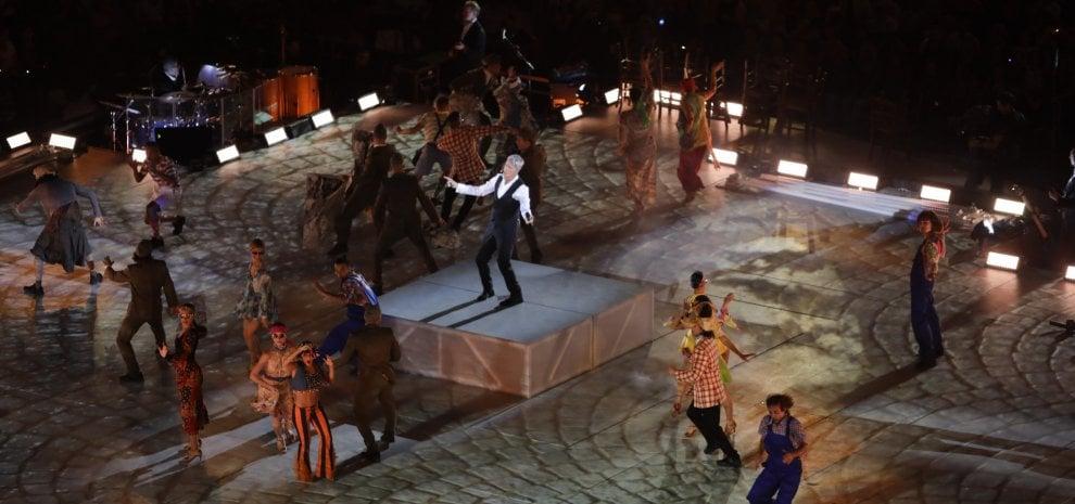 Claudio Baglioni, oltre 3 milioni e mezzo di spettatori per il concerto su Rai1