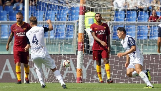 Roma Chievo Stepinski