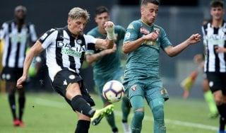 Udinese-Torino 1-1: De Paul illude i friulani, Meité li riprende