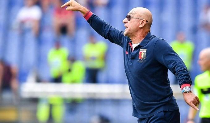 """Genoa, Ballardini soddisfatto: """"Gara difficile. Piatek? Bene, ma non è un trascinatore"""""""