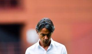 """Bologna, Inzaghi: """"Per guarire l'unica medicina è il lavoro"""""""