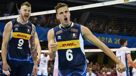 Mondiali Volley 2018: l'Italia batte la Slovenia e fa bottino pieno