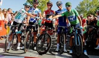 Ciclismo, Vuelta: Madrid incorona Simon Yates. Sprint finale a Viviani