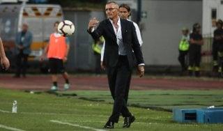 Empoli, Andreazzoli: ''Fiero dei miei, ma dobbiamo segnare''