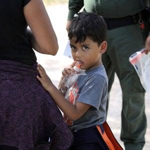 Stati Uniti, ancora 500 minori sono ostaggio delle politiche anti-migratorie di Trump