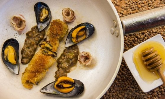 Salina: tra ricci di mare e bagna càuda, le contaminazioni golose di Martina Caruso
