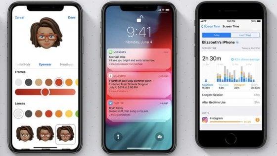 iOS12 disponibile da oggi, ecco come installarlo