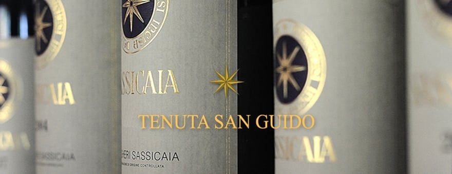 Sassicaia, il miglior vino del 2018