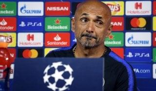 Inter, Spalletti: ''La Champions un luna park, con il Tottenham possiamo svoltare''