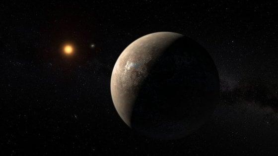 Sorpresa, Proxima B potrebbe anche ospitare la vita