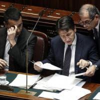 """Manovra, Salvini e Di Maio: """"Vertice proficuo, manteniamo gli impegni tagliando gli..."""