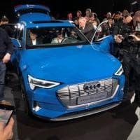 Audi e-tron, la presentazione
