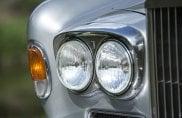 La Rolls Royce Corniche di Cassius Clay