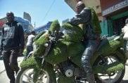 La moto green è servita