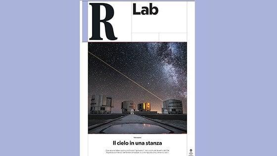 RLab, una nuova generazione di supertelescopi