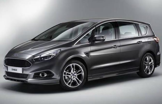 Nuovi S-Max e Galaxy, Ford a tutto gas