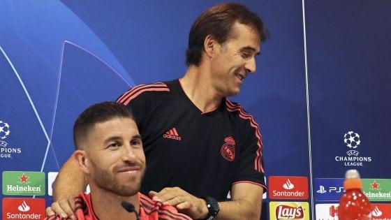 Ramos su Griezmann: