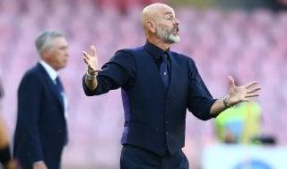 """Fiorentina, Pioli: 'Ripartiamo dal Napoli, ma con la Samp saremo più aggressivi"""""""