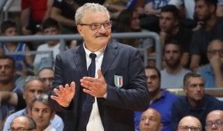 Basket, il Mondiale è vicino. Ma Sacchetti frena: ''Non è ancora fatta''