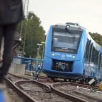 Germania, il treno a idrogeno è partito: trasporto su rotaia del futuro