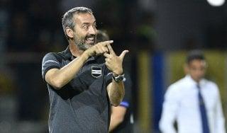 """Sampdoria, Giampaolo: """"Sono contento, ma adesso viene il difficile"""""""