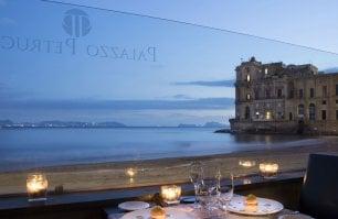 Il ristorante più digitale d'Italia? E' Palazzo Petrucci  stellato di Napoli