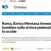 Bufala contro Enrico Mentana: utilizzata una pagina fake di Repubblica