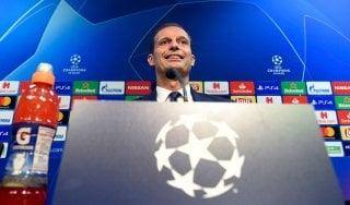"""Juventus, Allegri: """"Siamo tra le favorite. Costa ha sbagliato ma è un ragazzo d'oro"""""""
