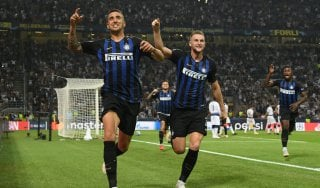 Inter-Tottenham 2-1: magia di Icardi, poi Vecino al 92', festa nerazzurra