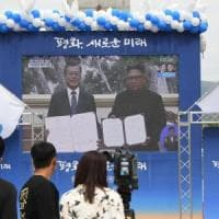 Accordo fra le due Coree: Kim accetta ispezioni e smantellamento rampe di lancio