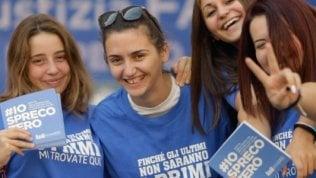 """""""Un pasto al giorno, cibo e solidarietà"""": il 22 e 23 settembre nelle piazze di tutta Italia"""