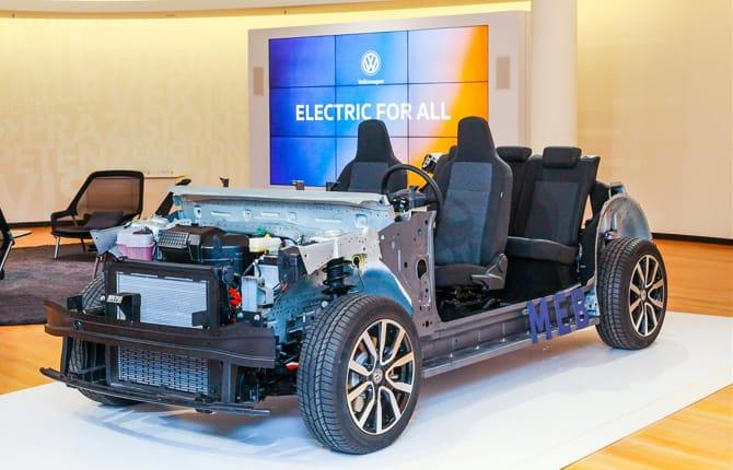 Volkswagen ID., inizia una nuova era
