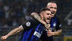 L'Inter riemersa dalle paure, la rimonta può cambiare la stagione