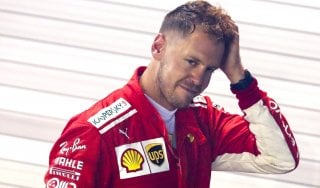 """F1, Vettel avverte Hamilton: """"Non mollo il mondiale, chiederei consigli a Schumi"""""""