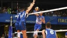 Mondiali di volley, su le mani per Anzani: l'Italia ha alzato il muro
