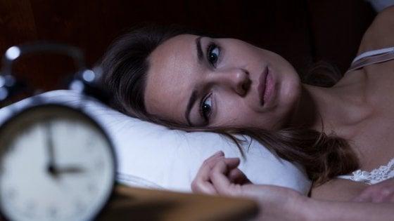 Ansia e irritabilità, le conseguenze dell'insonnia per le donne over45