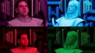 """'Maniac', serie con Emma Stone: """"Tutti connessi, sempre più soli"""""""