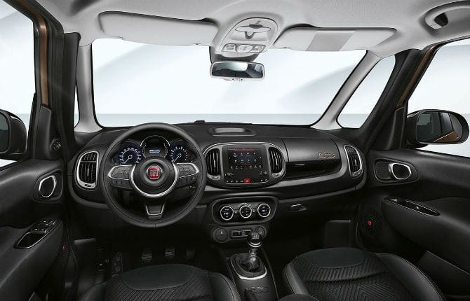 Fiat 500l S Design Crossover Con Stile Repubblica It