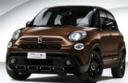 Fiat 500L S-Design, crossover con stile