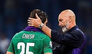 """Fiorentina, Pioli: """"Gara spettacolo, avessimo giocato così a Napoli..."""""""