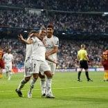 Il Real è di un altro livello Roma travolta al Bernabeu 3-0