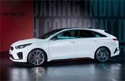 Proceed, la shooting brake secondo Kia