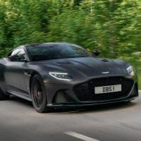 Aston Martin DBS Superleggera Xenon Grey